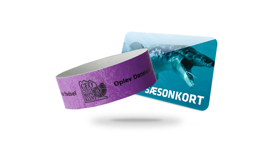 Buy a season ticket for GeoCenter Møns Klint